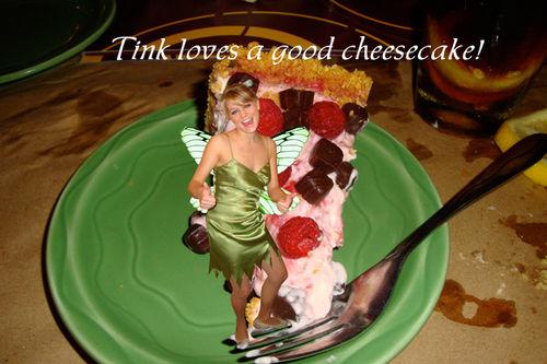 TinkCheesecake