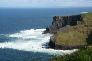 Irish-cliffs