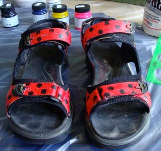 Painted-Shoes