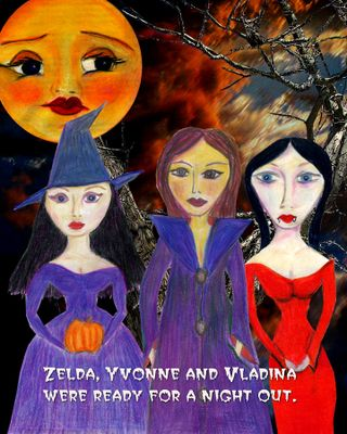 Zelda-and-vonne-and-Vladina