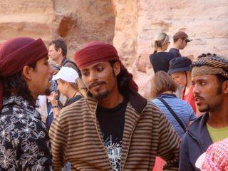 Bedouins-in-Petra