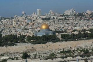 Jerusalem,-Dome-of-the-Rock