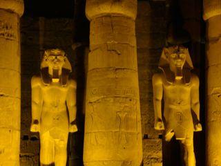 Luxor-at-night