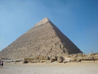 Giza-2nd-pyramid