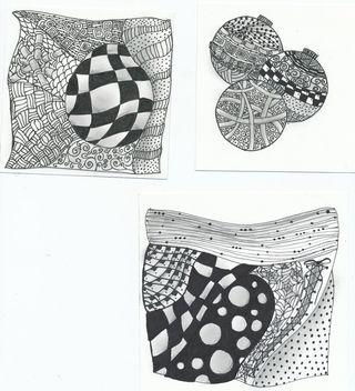 Zentangles-4-&-5-&-6