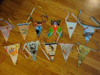 Bird-banners