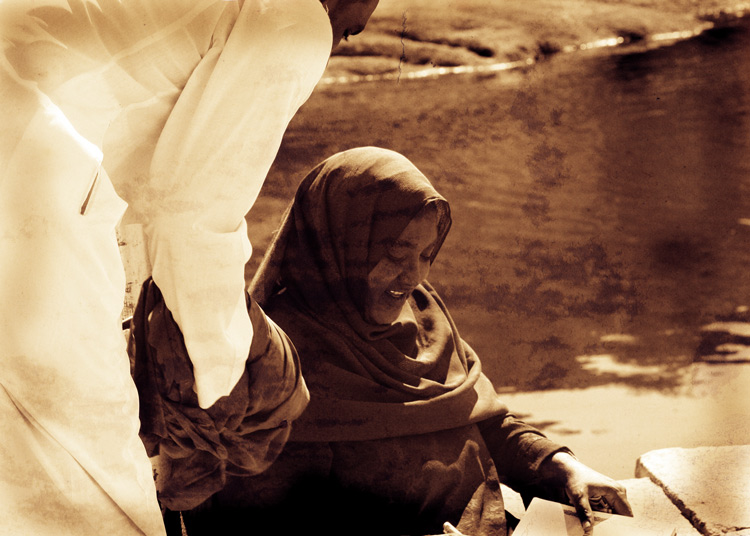 Lady-on-Nile