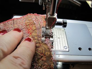 Sewing-banner