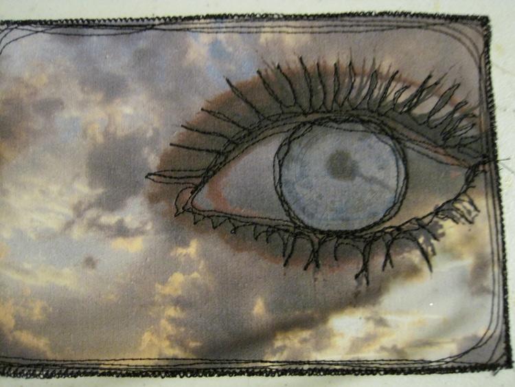 Sundial-eye