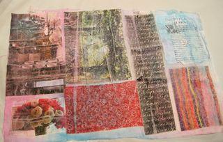Fabric-paper-sheet