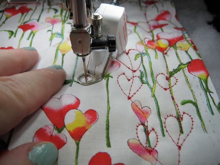 Stitching-hearts