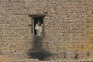 Egyptian-woman-in-window