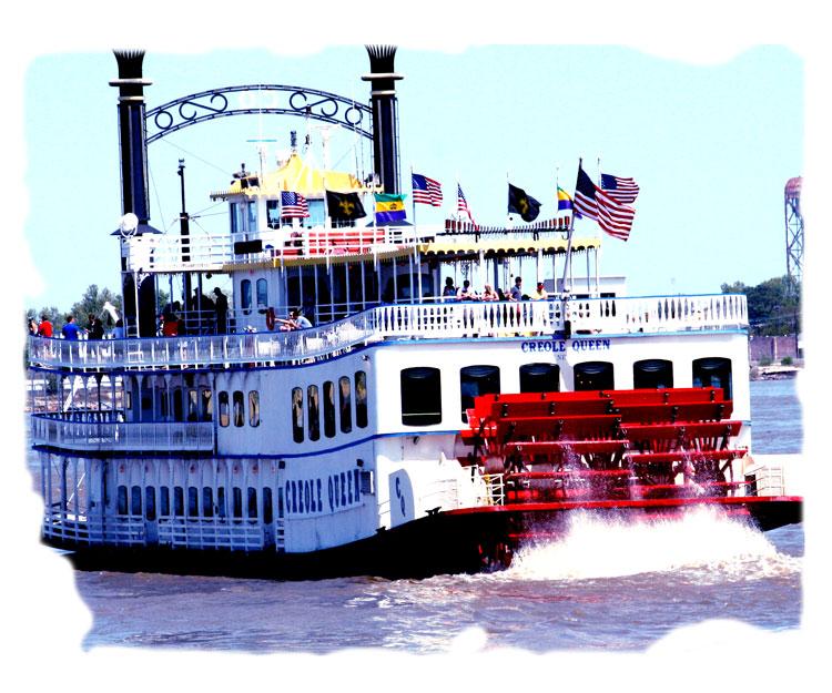 Mississipi-Riverboat