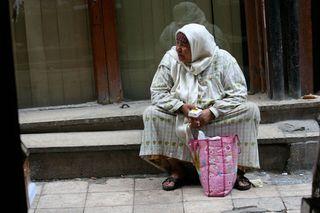 Cairo-lady