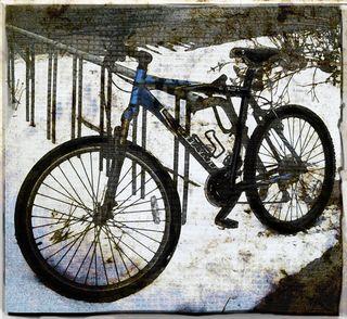 Winter-bike