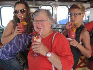 Fruity-rum-drinks