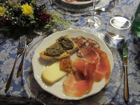 FOOD IN TUSCANY AND UMBRIA