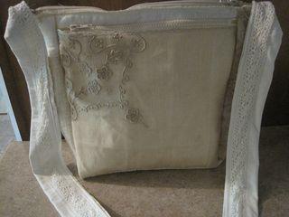 White-purse-front