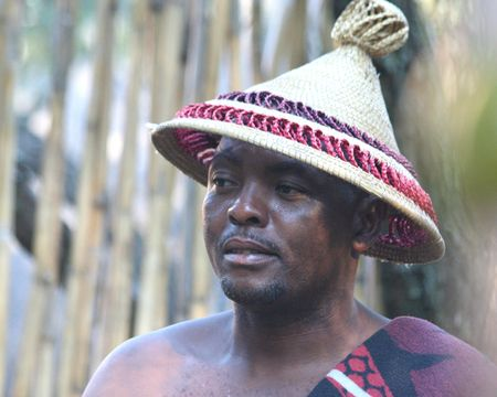 Basotho-man