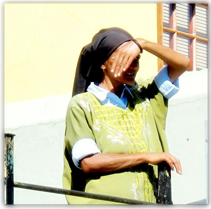 BoKaap-lady