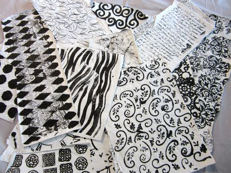 White-and-black-papers