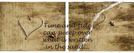 Written-in-the-sand