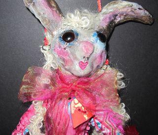 Bunny-close-up