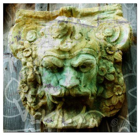Gargoyle-face