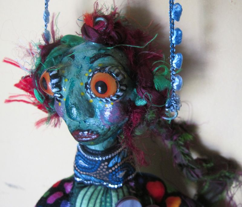 Polly-close-up