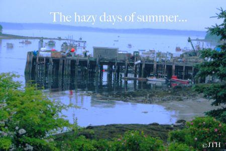 Maine-dock