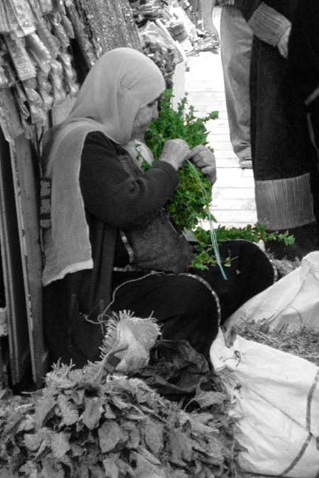 Jerusalem-vendor