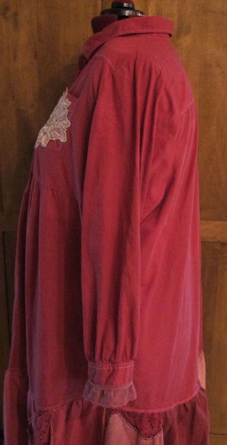 Dress-side