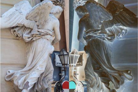 Inverted-roman-angel