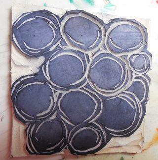 Circles-stamp