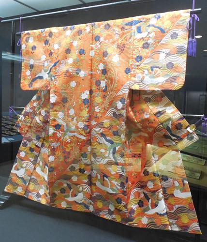 Kimono-antique