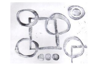 Stamped-pattern