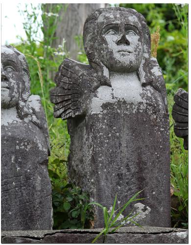 Urakami-stone-angel