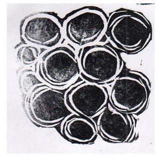 Stamped-circles