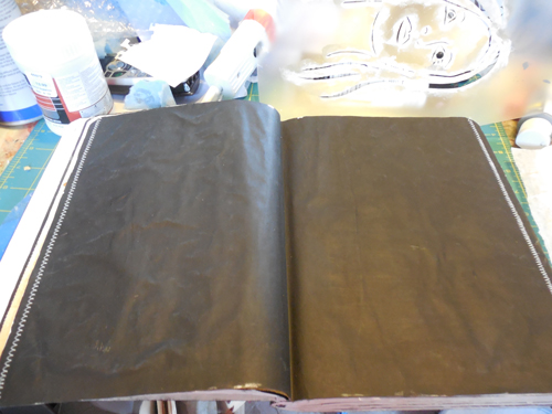 Black-gessoes-journal-pages