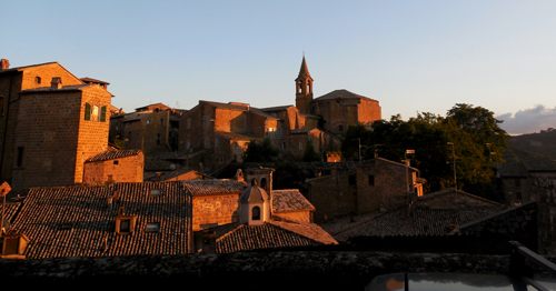 Orvieto-at-sunset