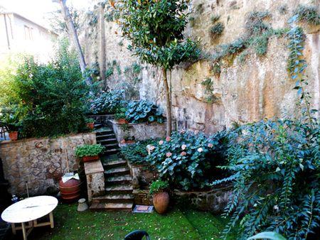 Orvieto-garden