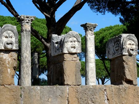 Ostia-Antica-theater