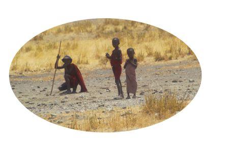 Maasai-boys