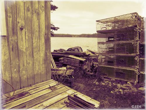 Lobster-traps-NS-vintage