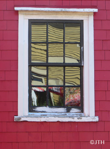 Reflective-window-Lunenburg