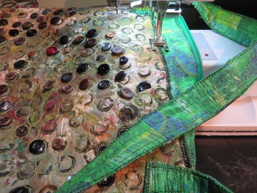 Sewing-purse