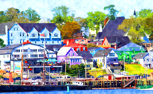 LUNENBURG-view-watercolor-filter