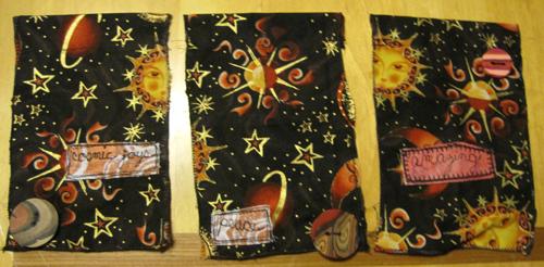 Cosmic-flags