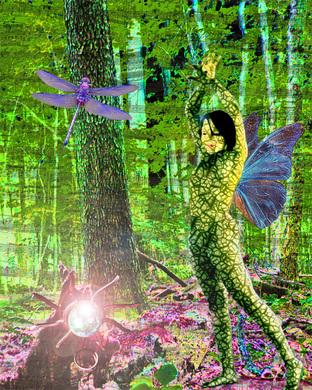 Fairydancinginwoods