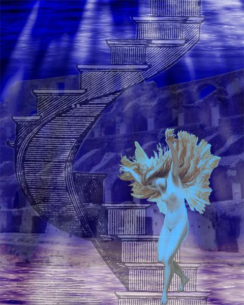 Underwaterstairsscene